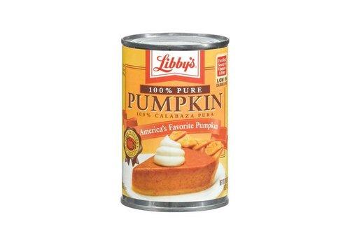 Libby's 100% Pure Pumpkin, 425g