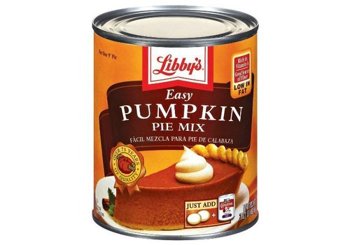 Libby's Pumpkin Pie Mix, 850g