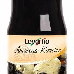Leverno Amarena Kersen, 225g
