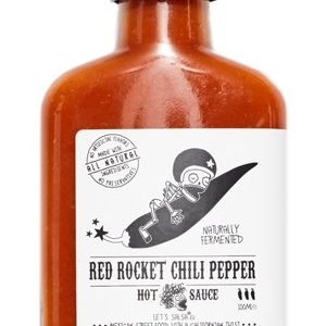 Let's Salsa Let's Red Rocket Salsa, 100ml