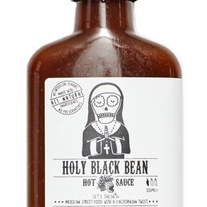 Let's Salsa Holy Black Bean Salsa, 100ml