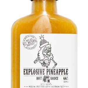 Let's Salsa Explosive Pineapple Salsa, 100ml