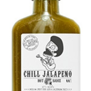 Let's Salsa Chill Jalapeno Salsa, 100ml
