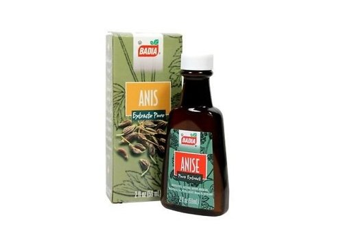 Badia Pure Anise Extract, 59ml