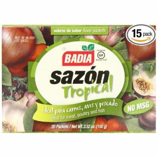 Badia Sazon Tropical, 100g