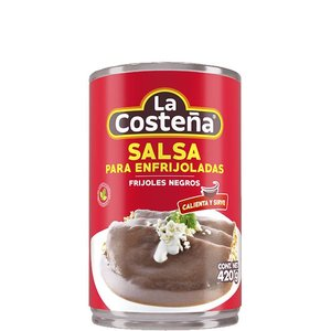 La Costena Black Bean Sauce, 420g