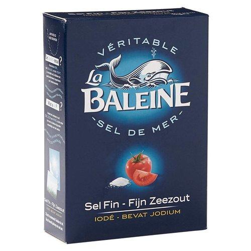 La Baleine Fijn Zeezout, 1kg