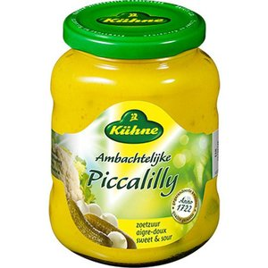 Kuhne Dutch Piccalilly, 360g
