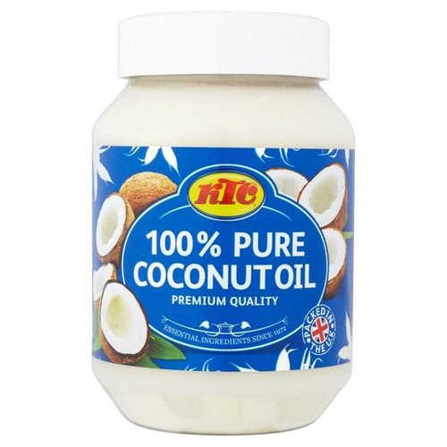 KTC Pure Coconut Oil, 500ml