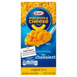 Kraft Mac & Cheese, 206g
