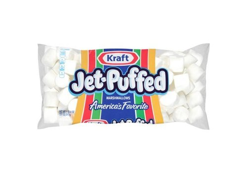 Kraft Jet Puffed Marshmallows, 283g