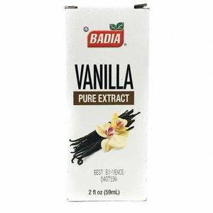 Badia Vanilla Extract, 59ml