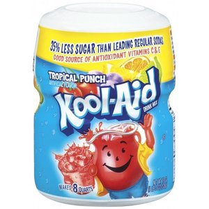 Kool Aid Tropical Punch, 538g