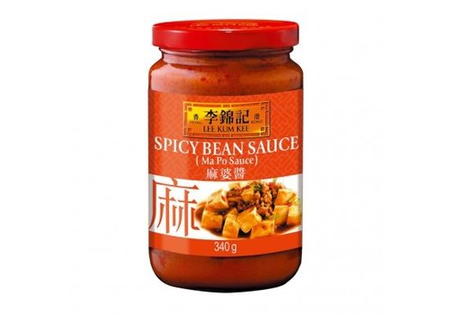 Lee Kum Kee Spicy Bean Sauce, 340g