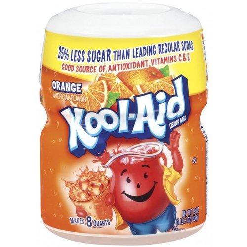 Kool Aid Orange, 539g