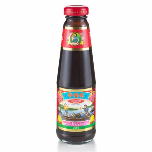 Lee Kum Kee Premium Oyster Sauce, 255g
