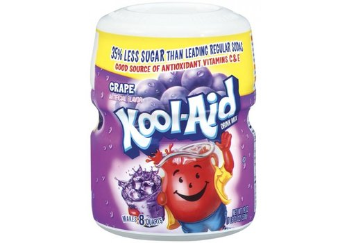 Kool Aid Grape, 538g