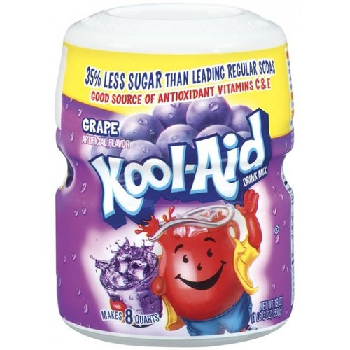 Kool Aid Grape, 538g