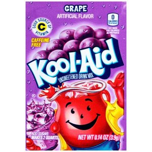 Kool Aid Grape 4g
