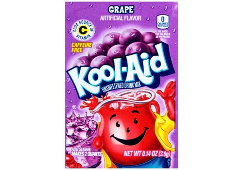 Kool Aid Grape 4g