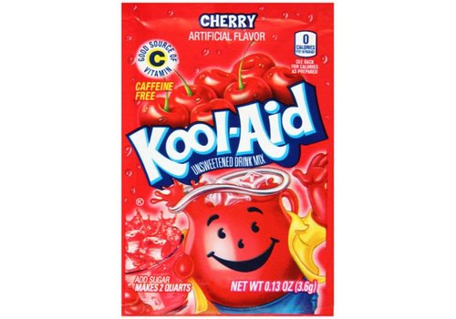Kool Aid Cherry, 3.6gr