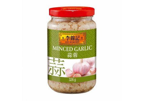 Lee Kum Kee Minced Garlic, 326g