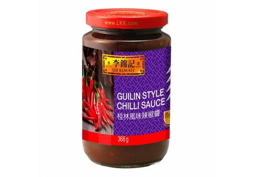 Lee Kum Kee Guilin Chili Sauce, 368g