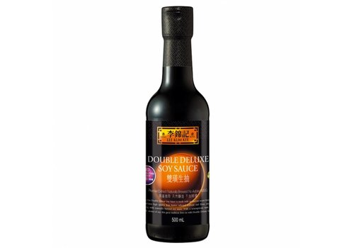 Lee Kum Kee Double Deluxe Soy Sauce, 500ml