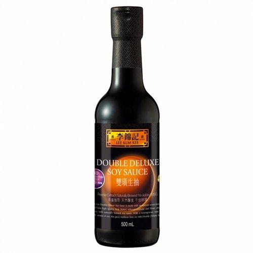 Lee Kum Kee Double Deluxe Soy Sauce, 500ml