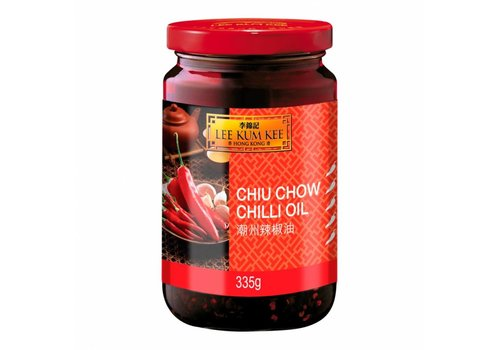 Lee Kum Kee Chiu Chow Chilli Oil, 335g