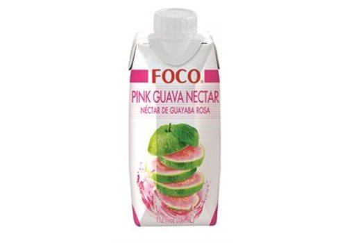 Foco Guava Nectar, 330ml