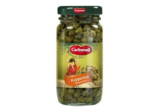 Carbonell Kappertjes, 100g