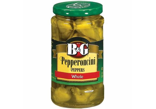 B&G Pepperoncini Peppers, 355ml
