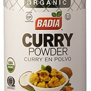 Badia Organic Curry Powder, 56g