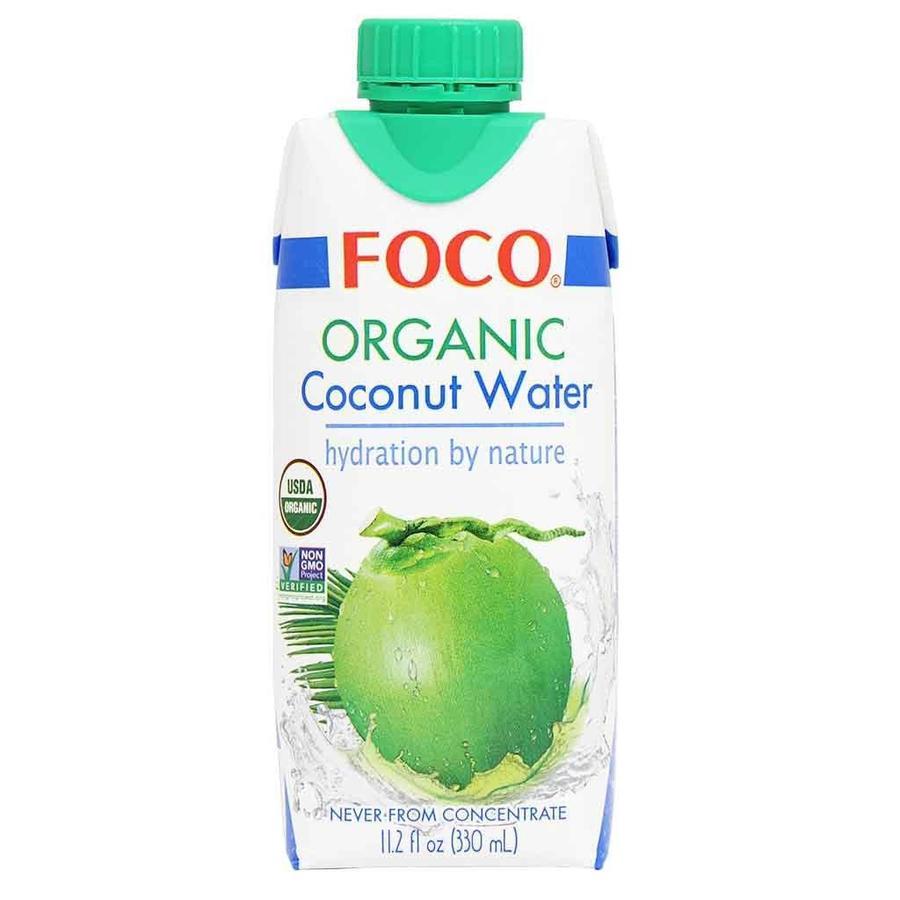 Organic Coconut Water, 330ml