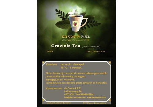 Da Costa A.R.T. Graviola Tea, 25g