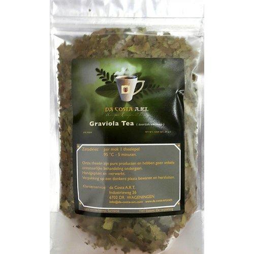 Da Costa A.R.T. Graviola Tea (zuurzak/soursop), 25g