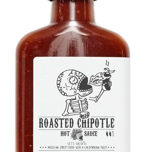 Let's Salsa Roasted Chipotle Hotsauce, 100ml