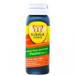 Koepoe Koepoe Pandan Paste, 30ml