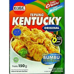 Kobe Tepung Kentucky Original, 150g