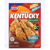 Tepung Kentucky Hot & Spicy, 150g