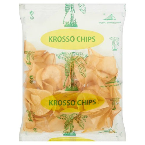 Cassave Chips, 100g