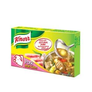 Knorr Pork Bouillon, 20g