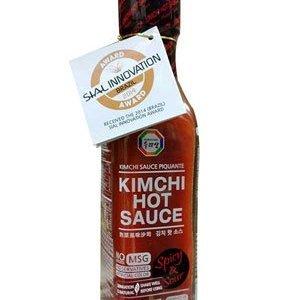 Wang Kimchi Hot Sauce, 230ml