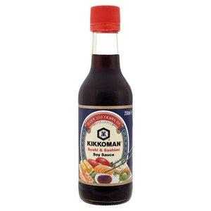 Kikkoman Sushi & Sashimi Soy Sauce, 250ml