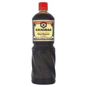 Kikkoman Soy Sauce, 1L