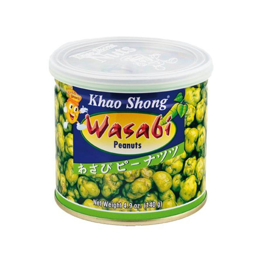 Wasabi Peanuts, 140g