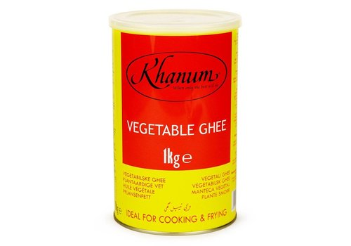 Khanum Vegetable Ghee, 1kg
