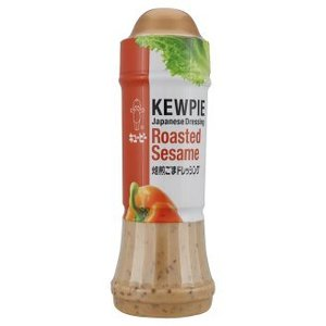 Kewpie Roasted Sesame Dressing, 210ml
