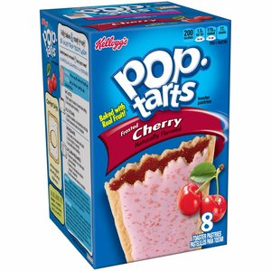 Kellogg's Pop Tarts Frost Cherry, 397g